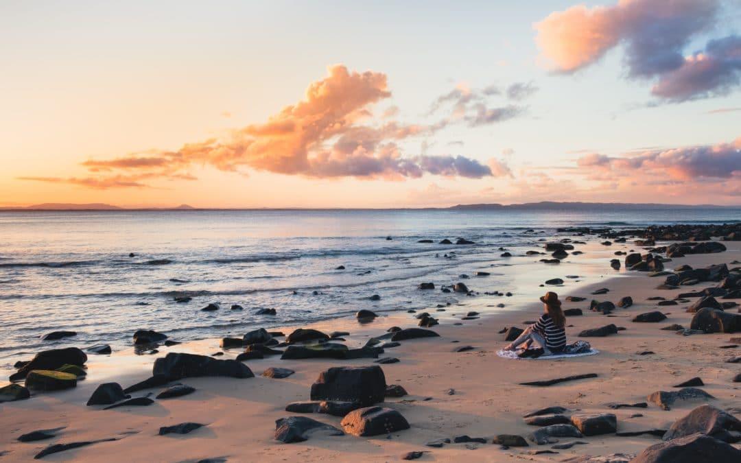 Stress abbauen und Entspannung finden